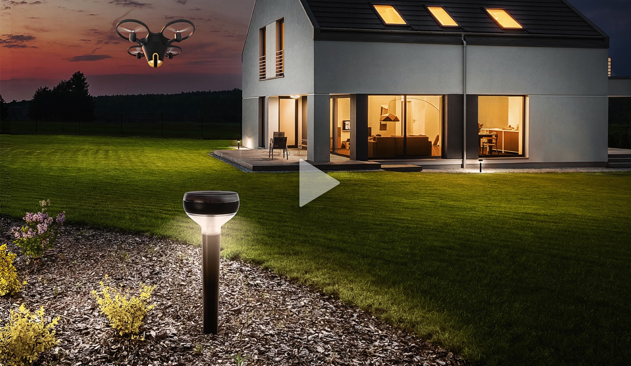 Sunflower labs home security drone mozeypictures Images