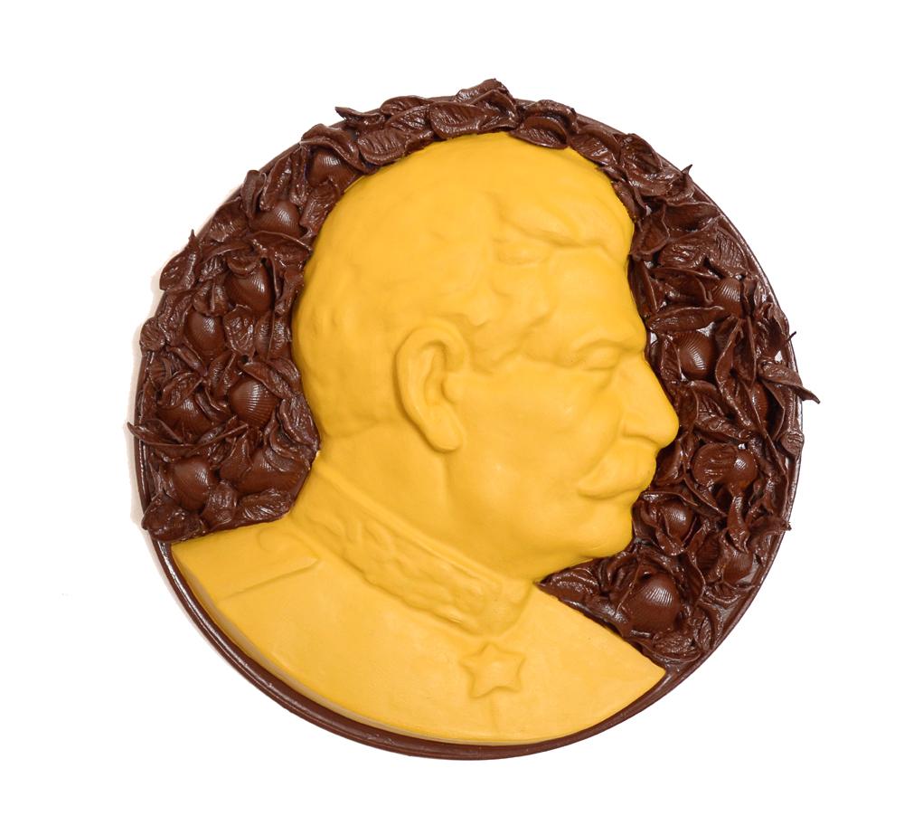 Georgi Dimitrov-Chocolate cake, 2016