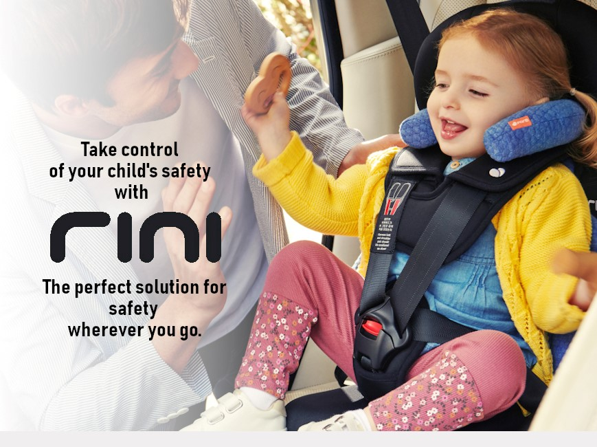 NEW LAUNCH!!! FORB Rini Child Seat