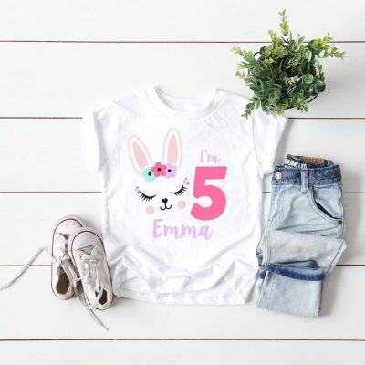 custom birthday shirts for toddlers