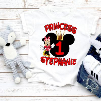 personalized birthday t shirt