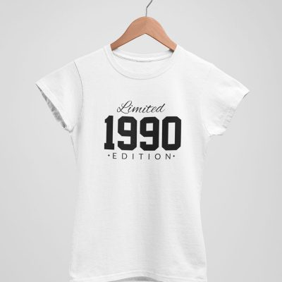 Birthday Year Limited Edition T-shirt