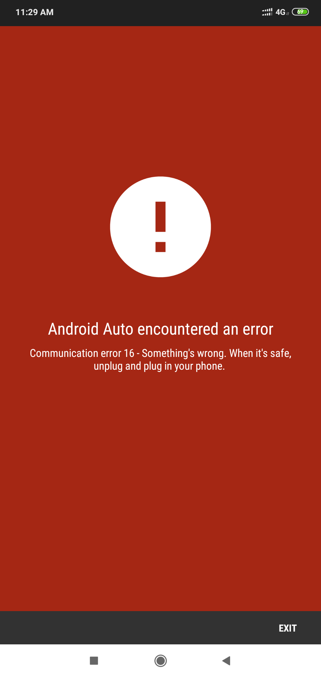 Android auto not working in all vehicles  They are showing