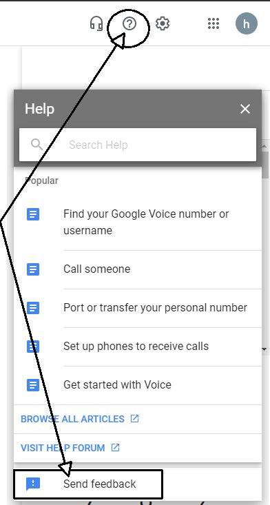 Google voice legacy for text messages now switches out of
