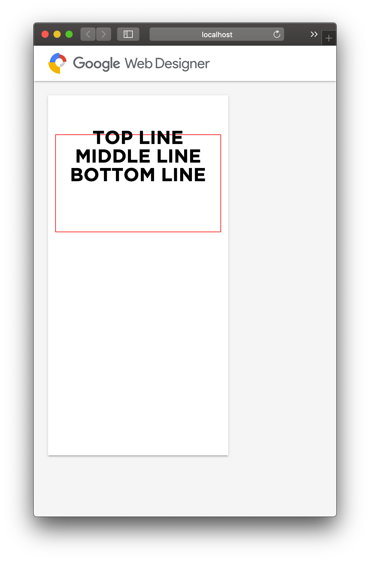 Having trouble with Gotham Bold displaying in Safari, and