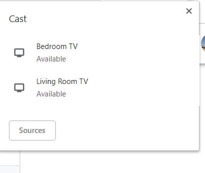 Has 'stop casting' been removed from Chrome? - Chromecast Help