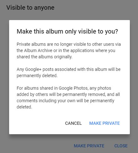 Why do all my photoes show up in picassa photo archive? - Google