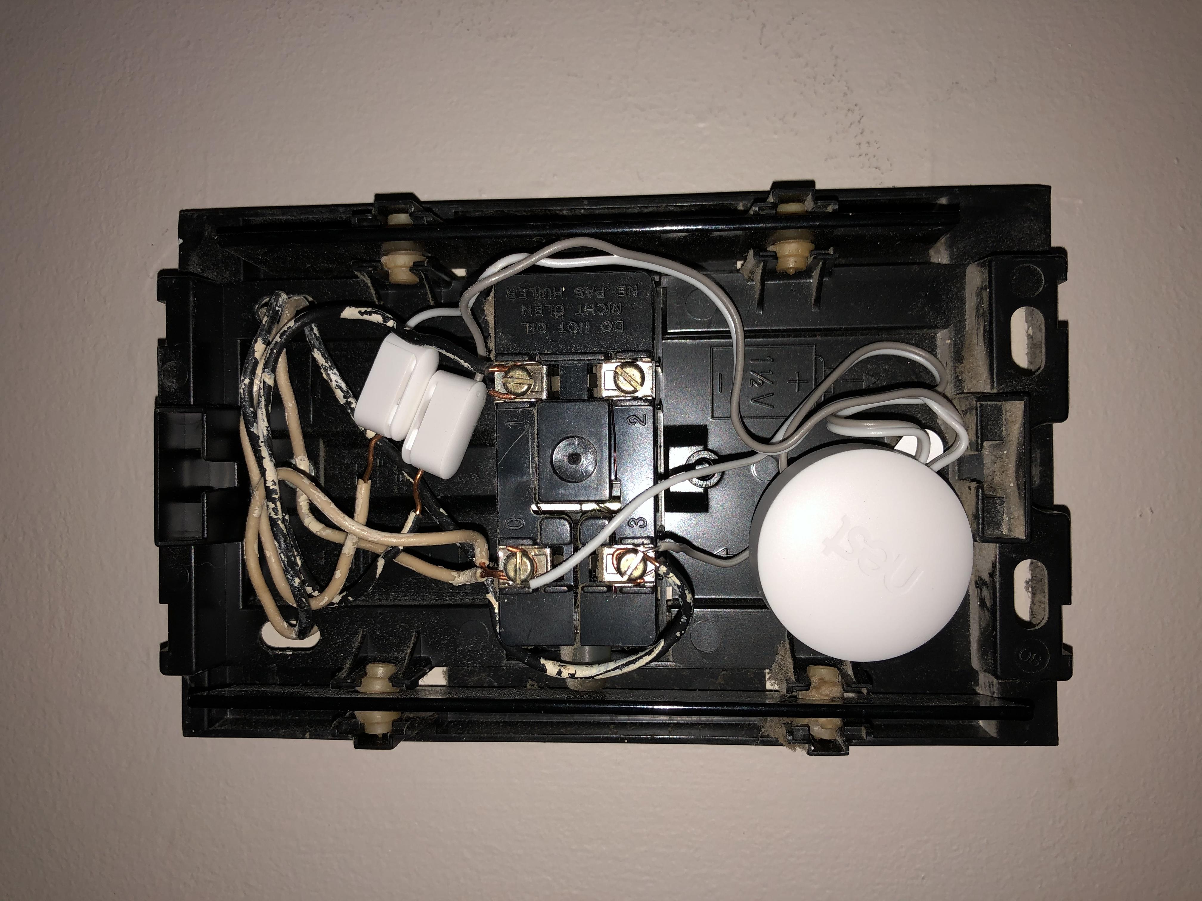 Nest Hello Buzzes When Doorbell Button Pressed Google Nest Community