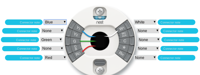 need wiring help for google nest 3rd generation - multi-zoned - google nest  community  google support