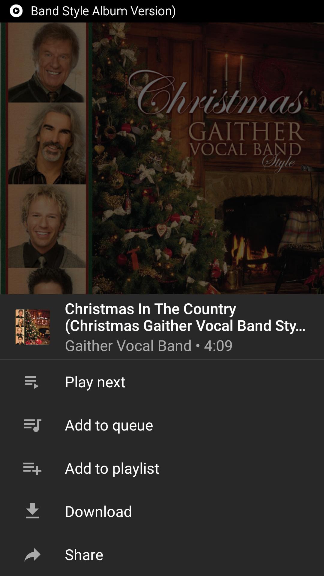 Hi guys! YouTube Music offline shuffle feature - YouTube Music Help