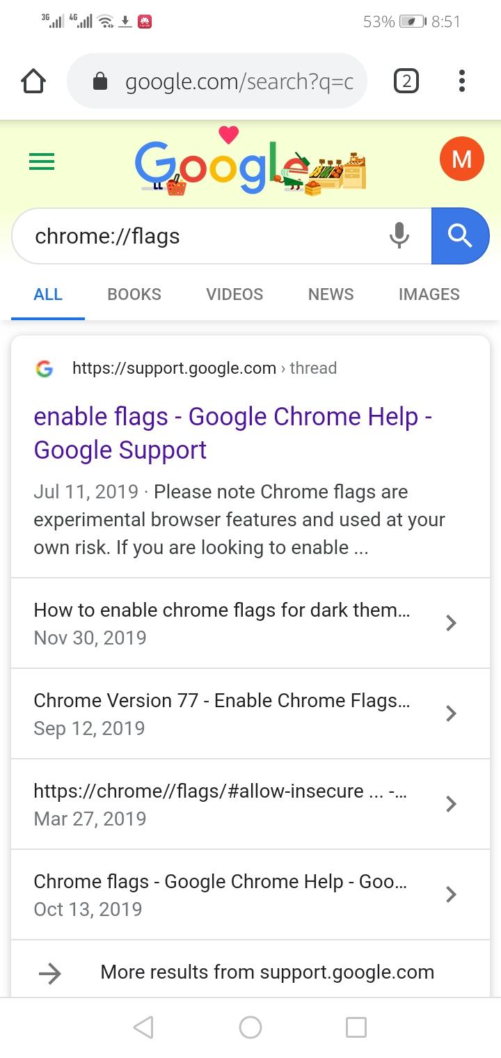 Chrome flags   Google Chrome Community