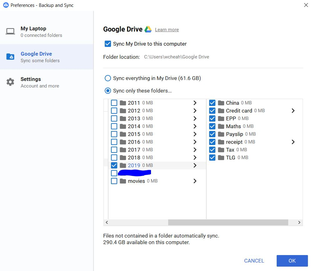 Sync with PC takes a long time - Google Drive Help