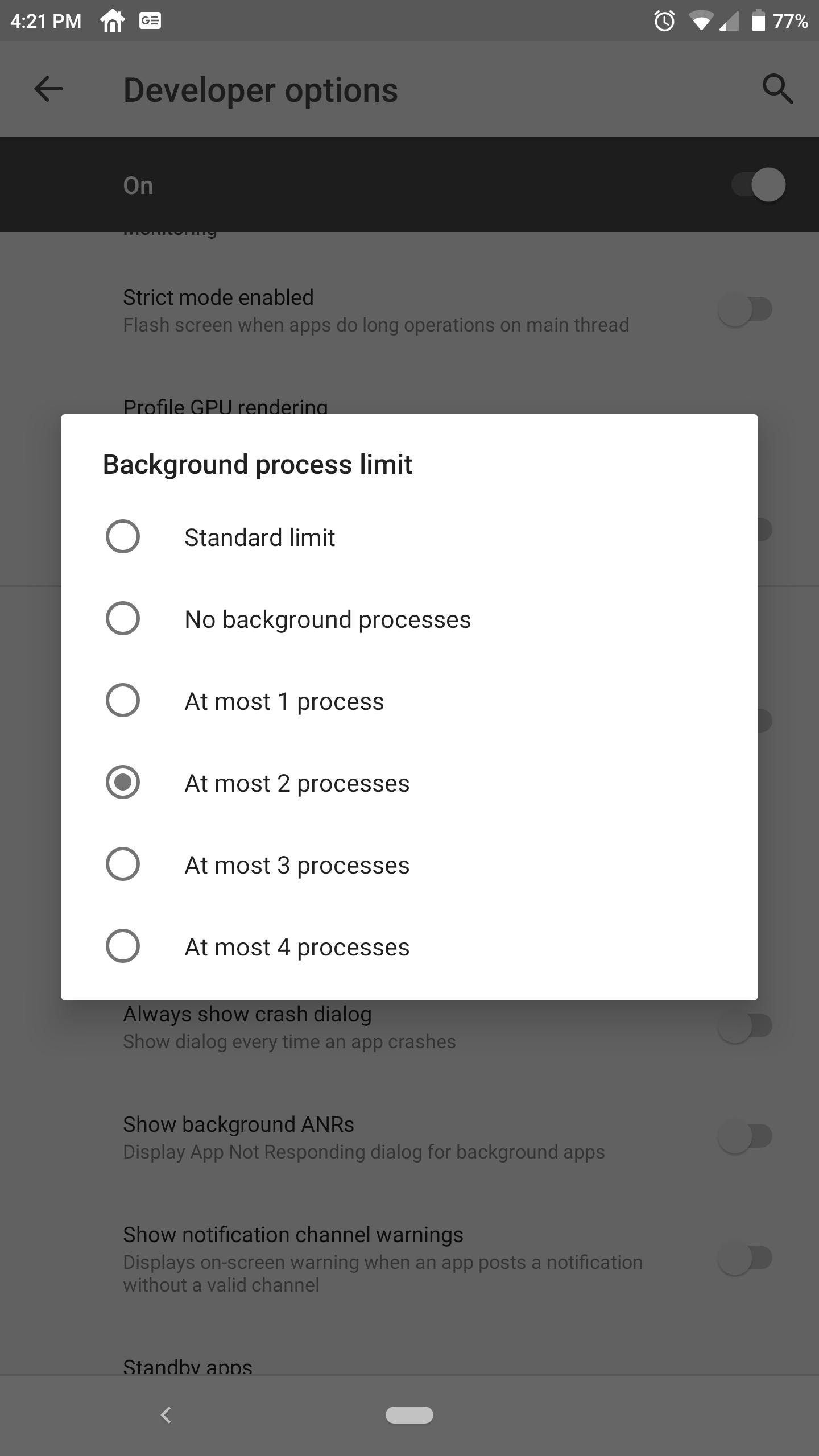 Android Auto Keeps Stopping on Razer Phone / Razer Phone 2