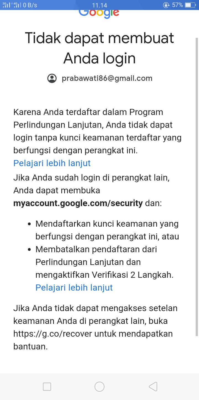 akun google community