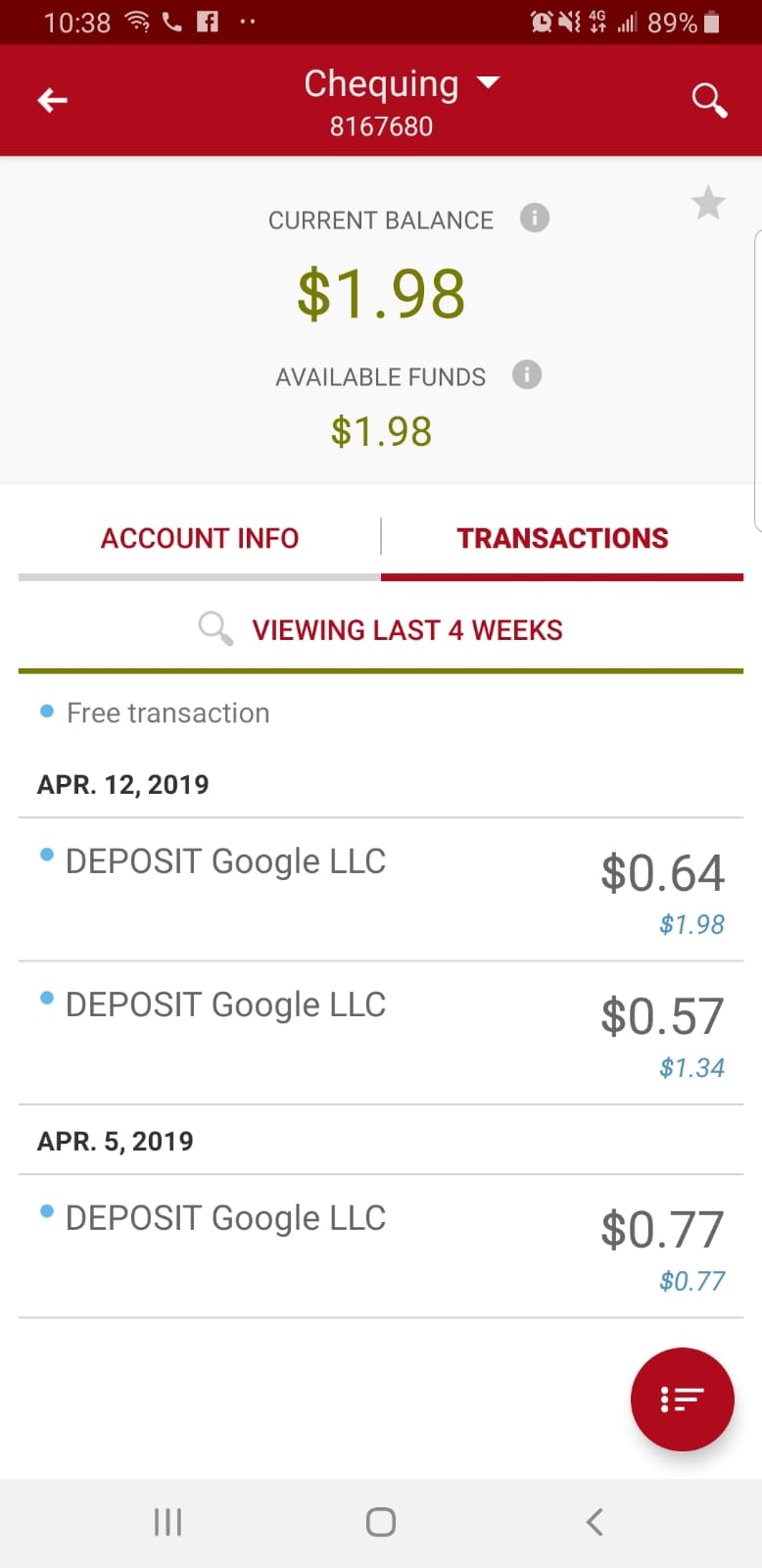 my ad sense bank account Verification pending long time - AdSense Help