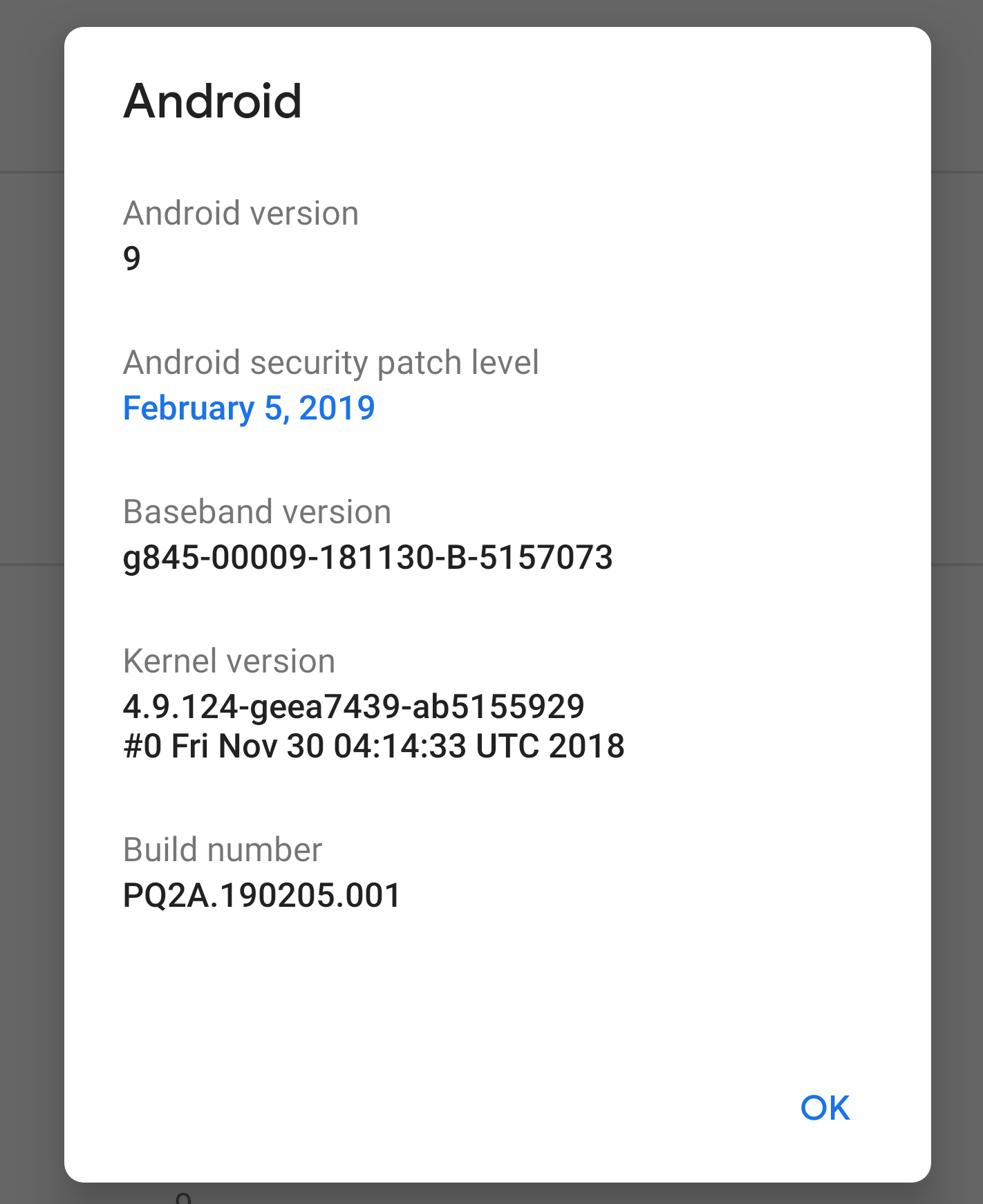 I've downloaded the Android 9 update 5 times on my pixel 3, but it