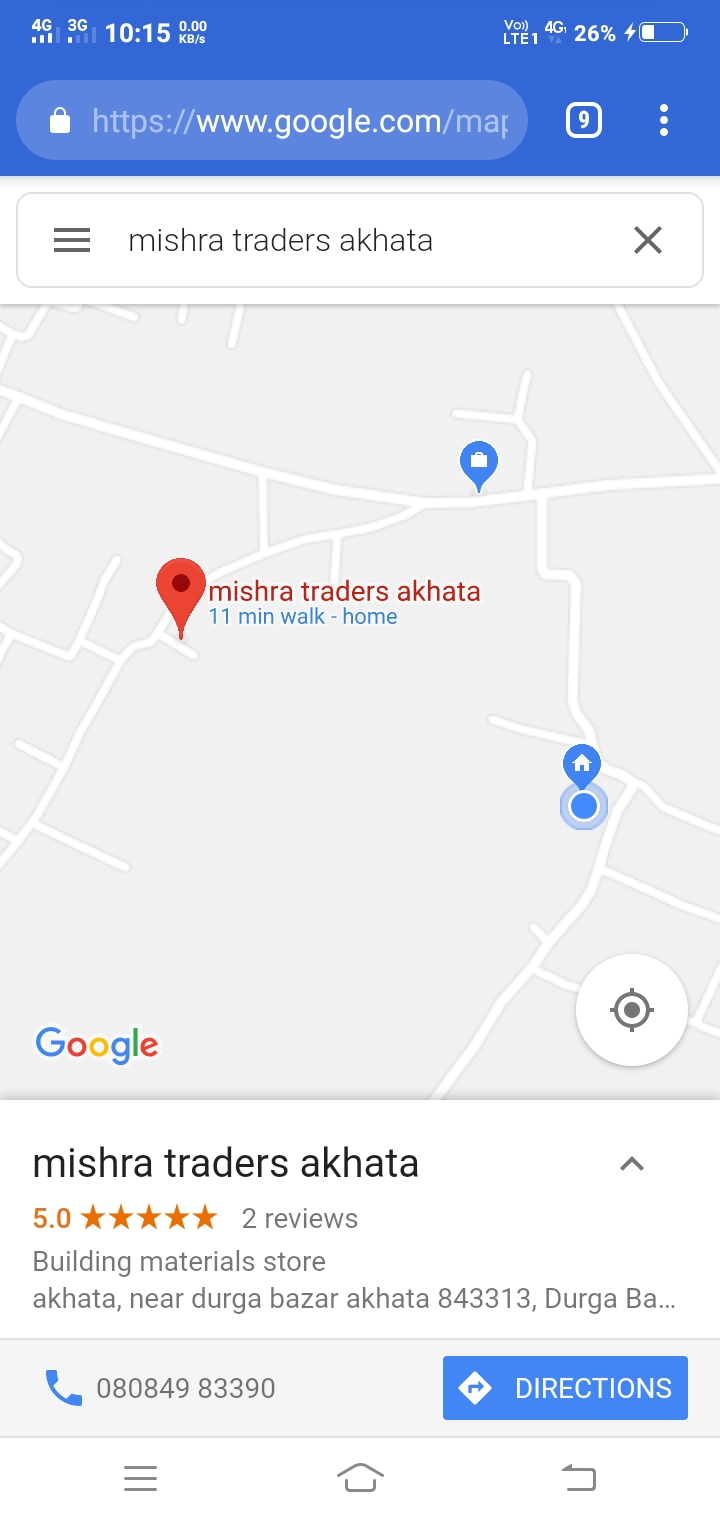 Location shown wrong - Google Maps Help