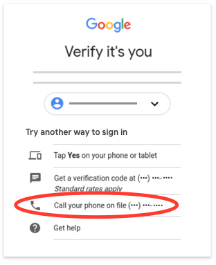 I Don T Get The Gmail Verification Code In My Phone Number To
