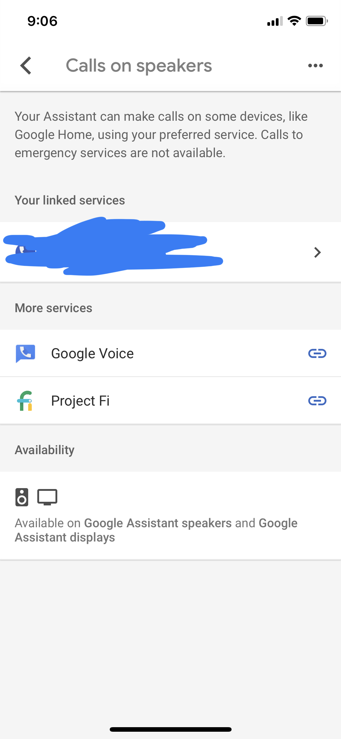 How do I sync my Google Home with my iPhone to make phone