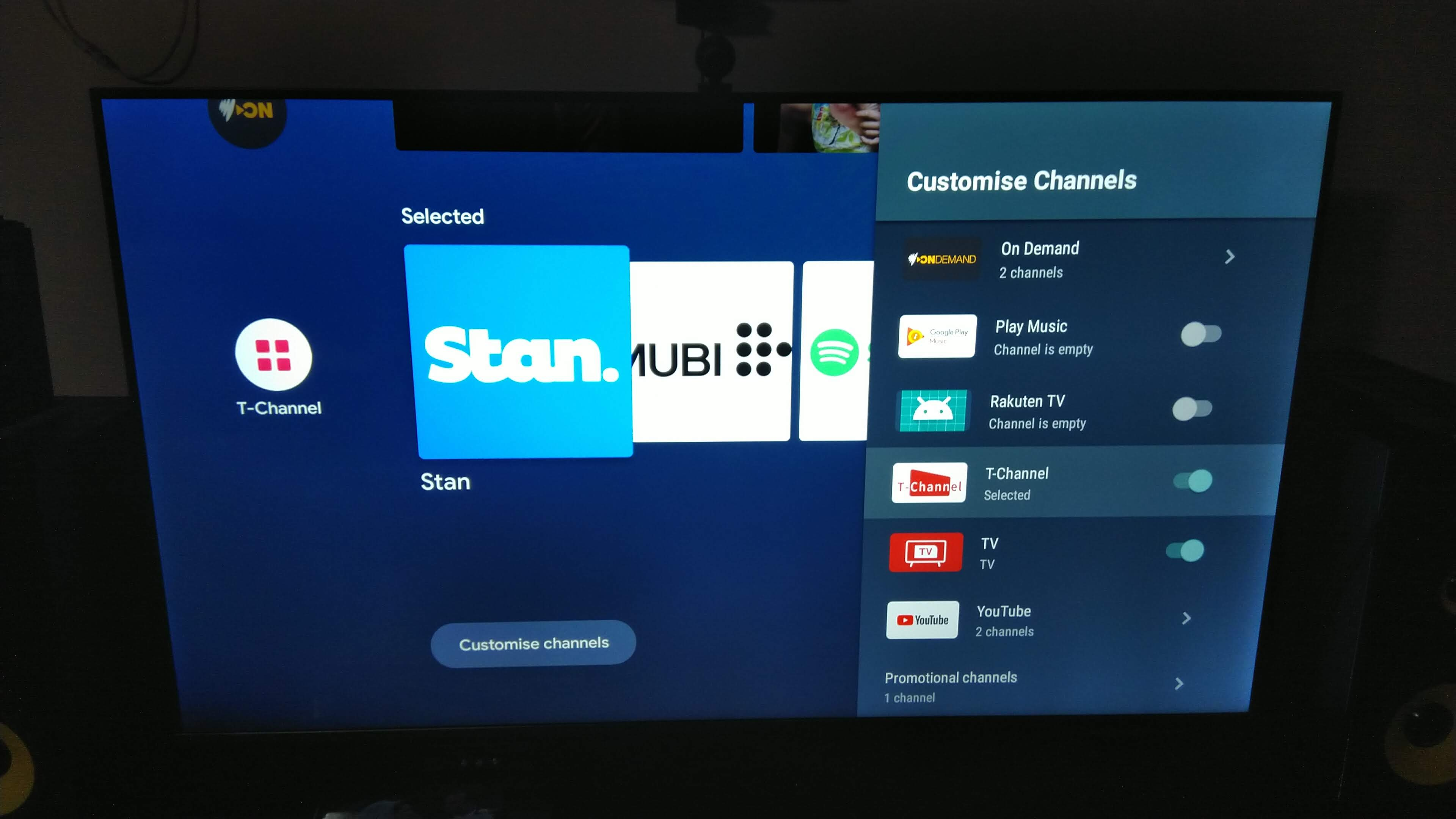 Where is the Android TV help forum? - Google Search Help