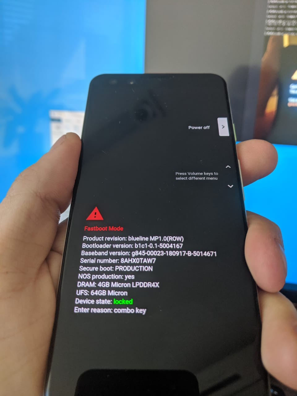 Pixel 3 Bricked  Cant install using FASTBOOT because it's locked