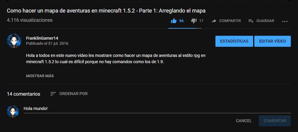 No Puedo Comentar Ni Ver Respuestas De Los Vídeos De Youtube