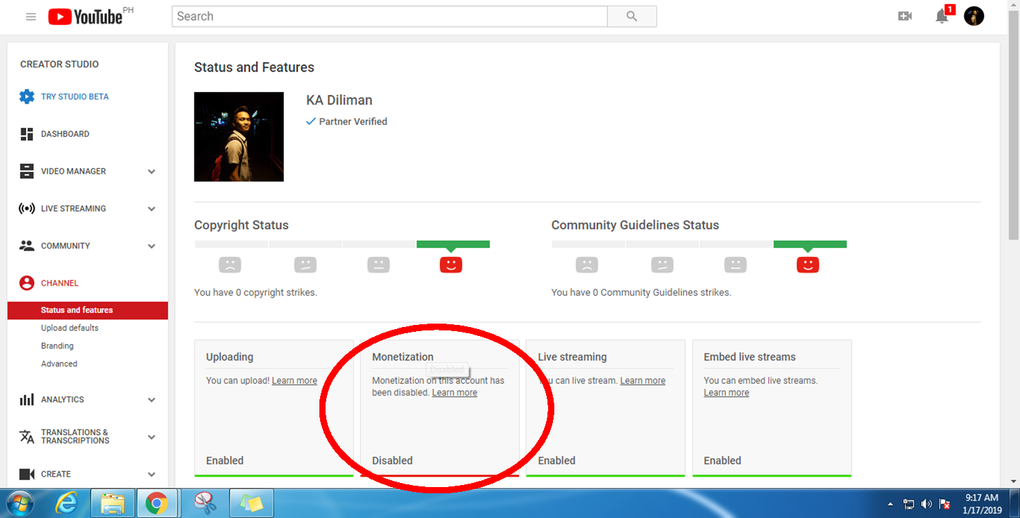 Image result for How To Enable Google Adsense On Youtube Videos & Monetize Channel