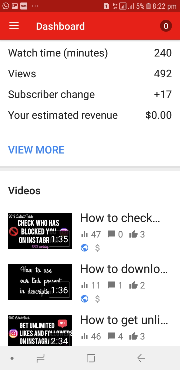 Getting grey dollar sign, what should i do? - YouTube Help