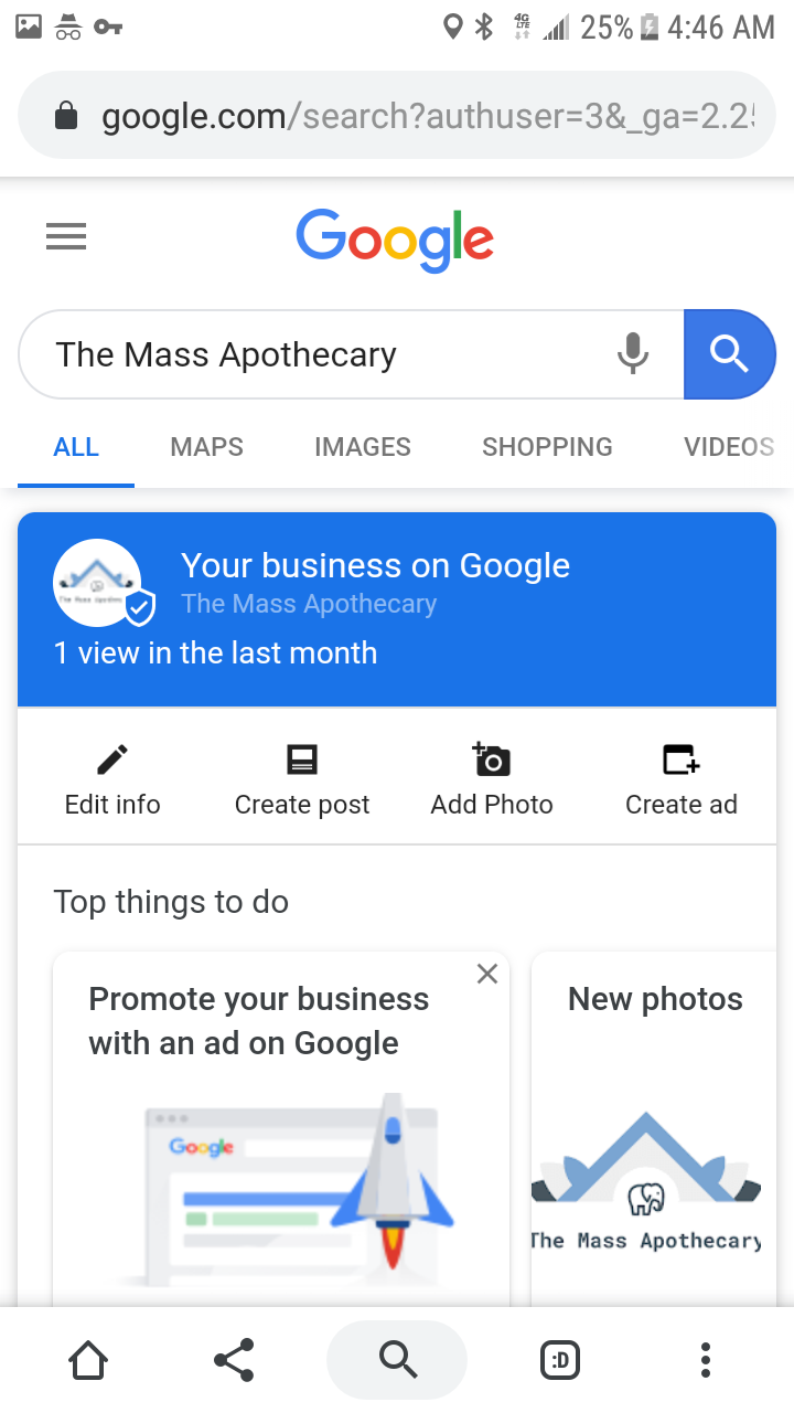 Google My Business Community