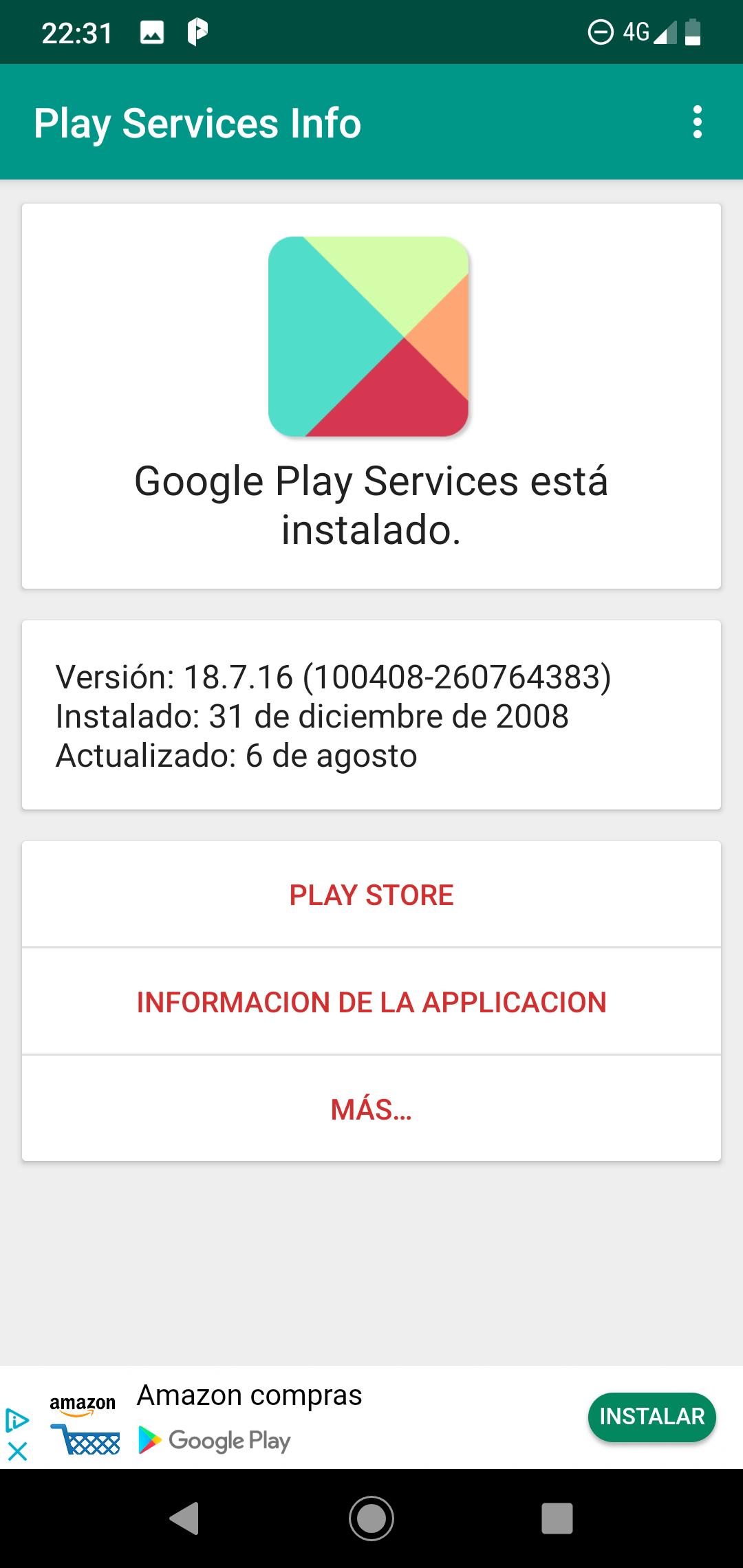 Cómo solucionar el error de servicios de Google Play no se ejecutara hasta  que finalice la update - Google Play Community