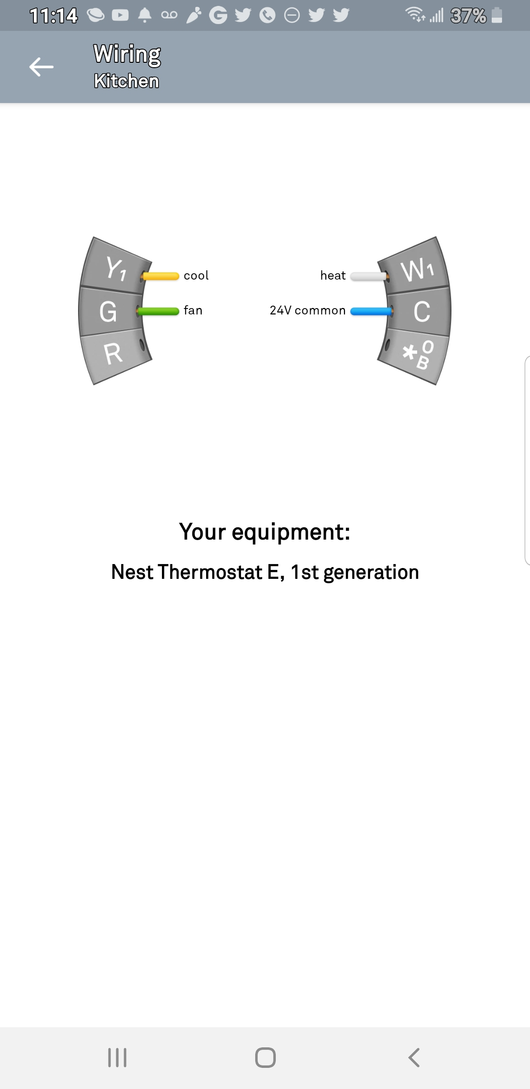 Nest Thermostat E Wiring Diagram