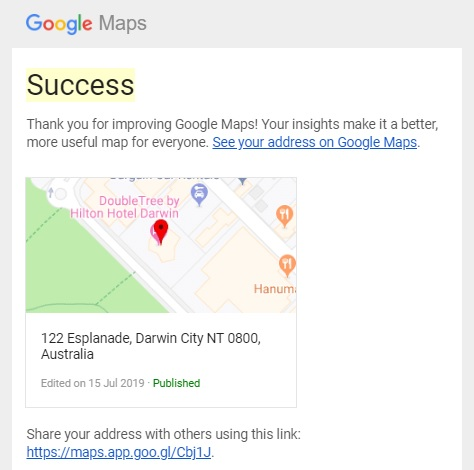 Issues with an address on Google Maps - Google Maps Help on microsoft maps, googlr maps, topographic maps, gogole maps, aerial maps, gppgle maps, msn maps, ipad maps, googie maps, road map usa states maps, bing maps, amazon fire phone maps, stanford university maps, aeronautical maps, iphone maps, android maps, waze maps, goolge maps, search maps, online maps,