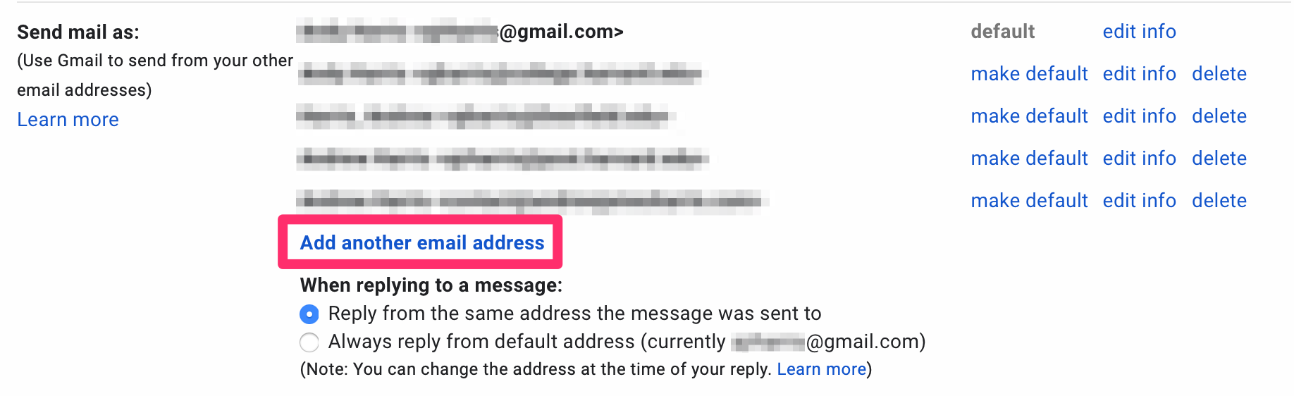 Create Second Gmail Address Same Account How do I add an