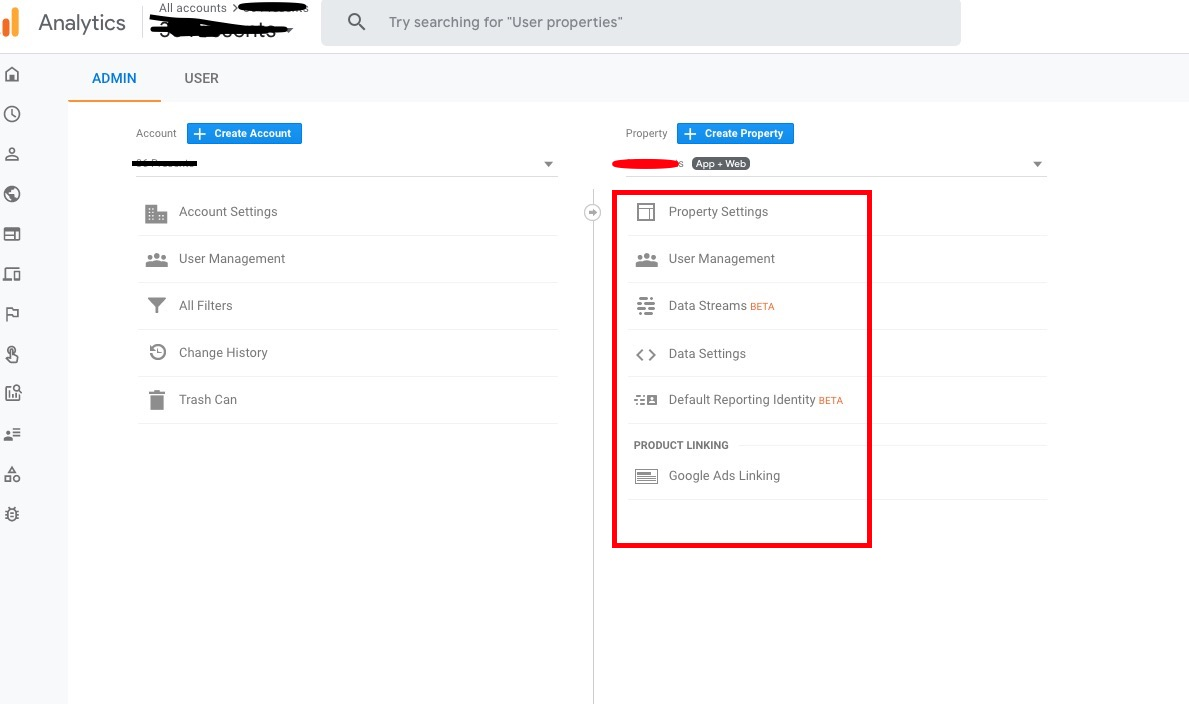 how to get a google analytics tracking id