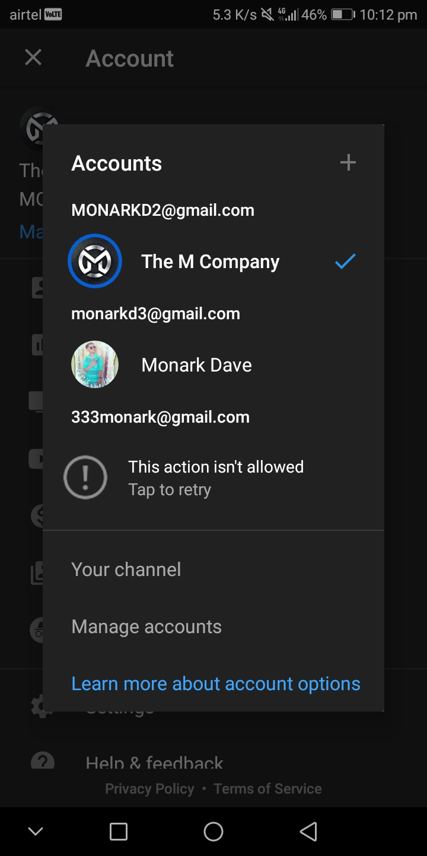 Rating: i can't create channels telegram