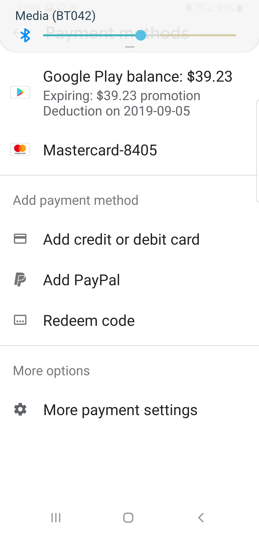 Lost money from google rewards before daten isted  - Google