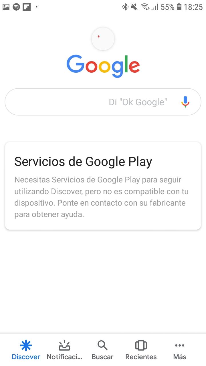 De La Noche Google Play Services Me Ha Dejado De Funcionar