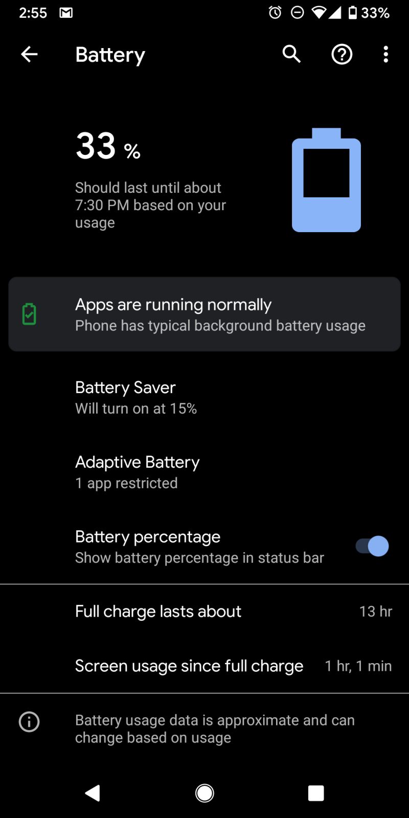 pixel3 android10