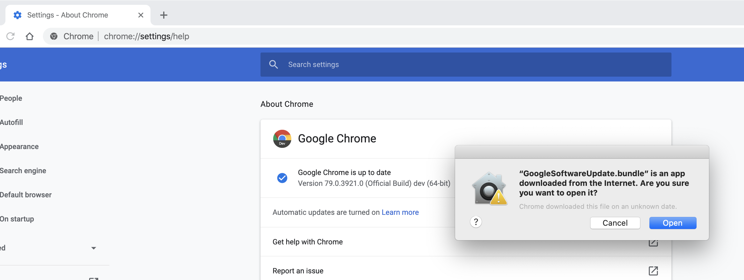 Enable Zip File Download On Macbook Pro Google Chrome