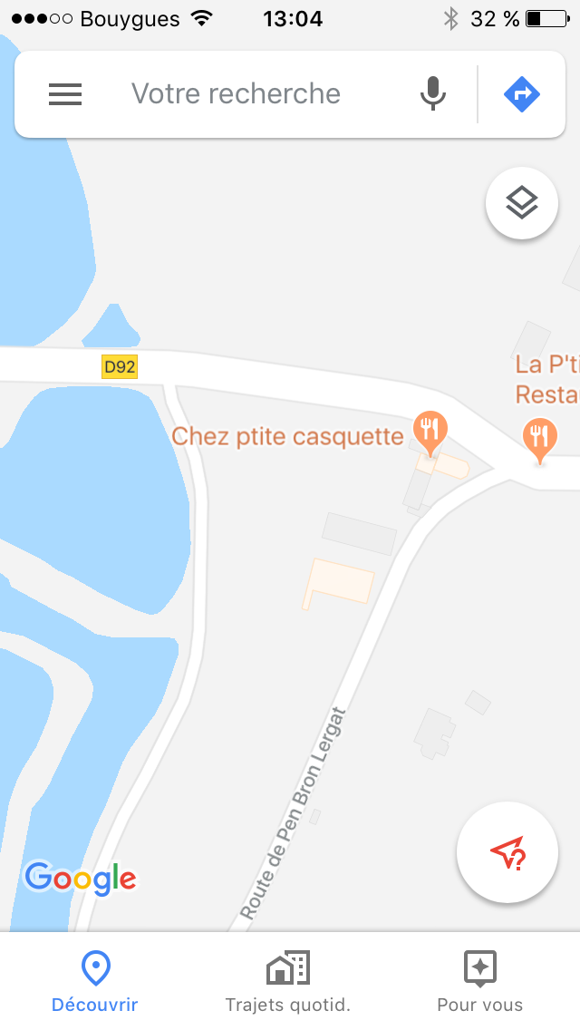 My Business Appears On Google Maps In Searches But Does Not Appear
