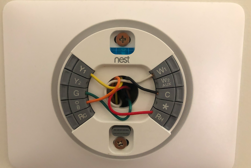 Help Troubleshooting Why Cold Air Blows When The Thermostat Is Set To Heating Mode Google Nest Community