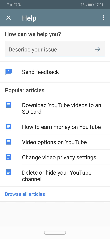 Malek apps - YouTube Help