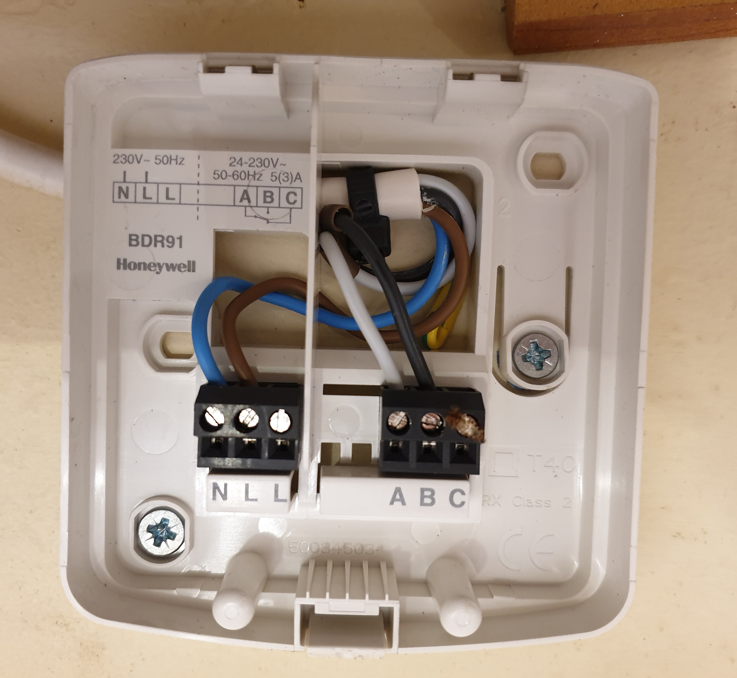 How Do I Replace My Current Wireless Thermostat Honeywell Google Nest Community