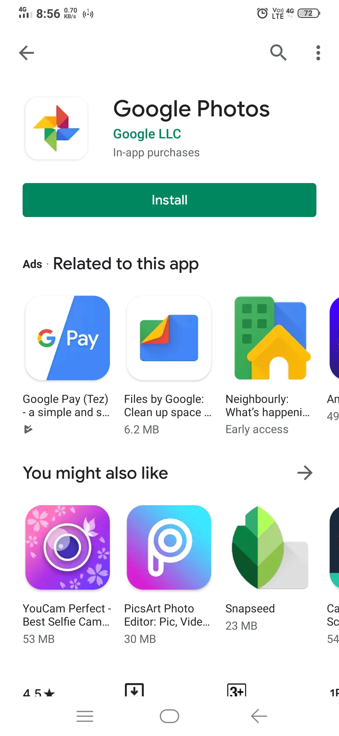 Why Am I Not Able To Install Google Photos App In Vivo S1 Google Play Community