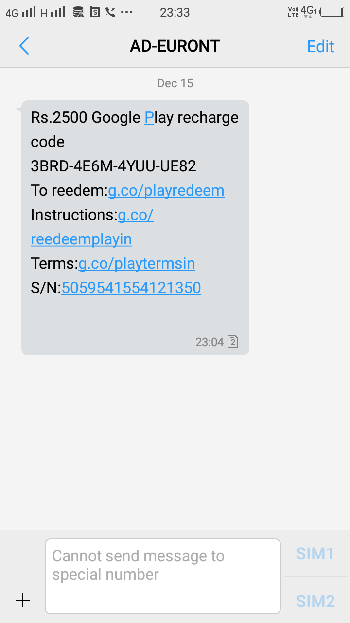 Unfarchunately Iam Transfer Money From