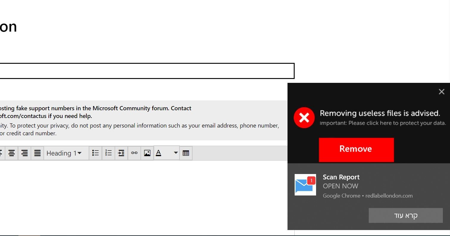 Adware Chrome Background Process Sending Advertises To Notification Center How To Stop It Google Chrome Community