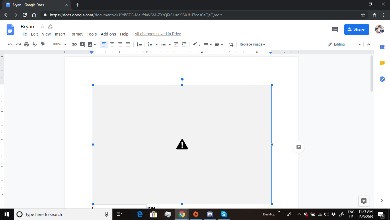 google drive this site cannot be reached