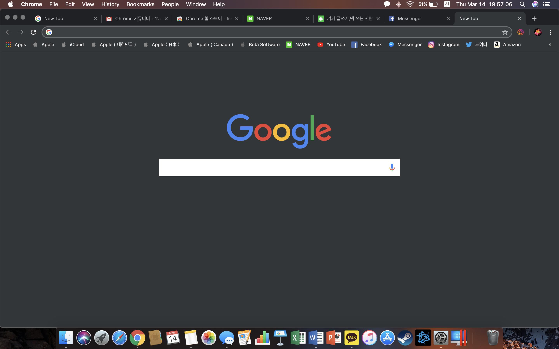 My Chrome New Tab is not working - Google Chrome Help