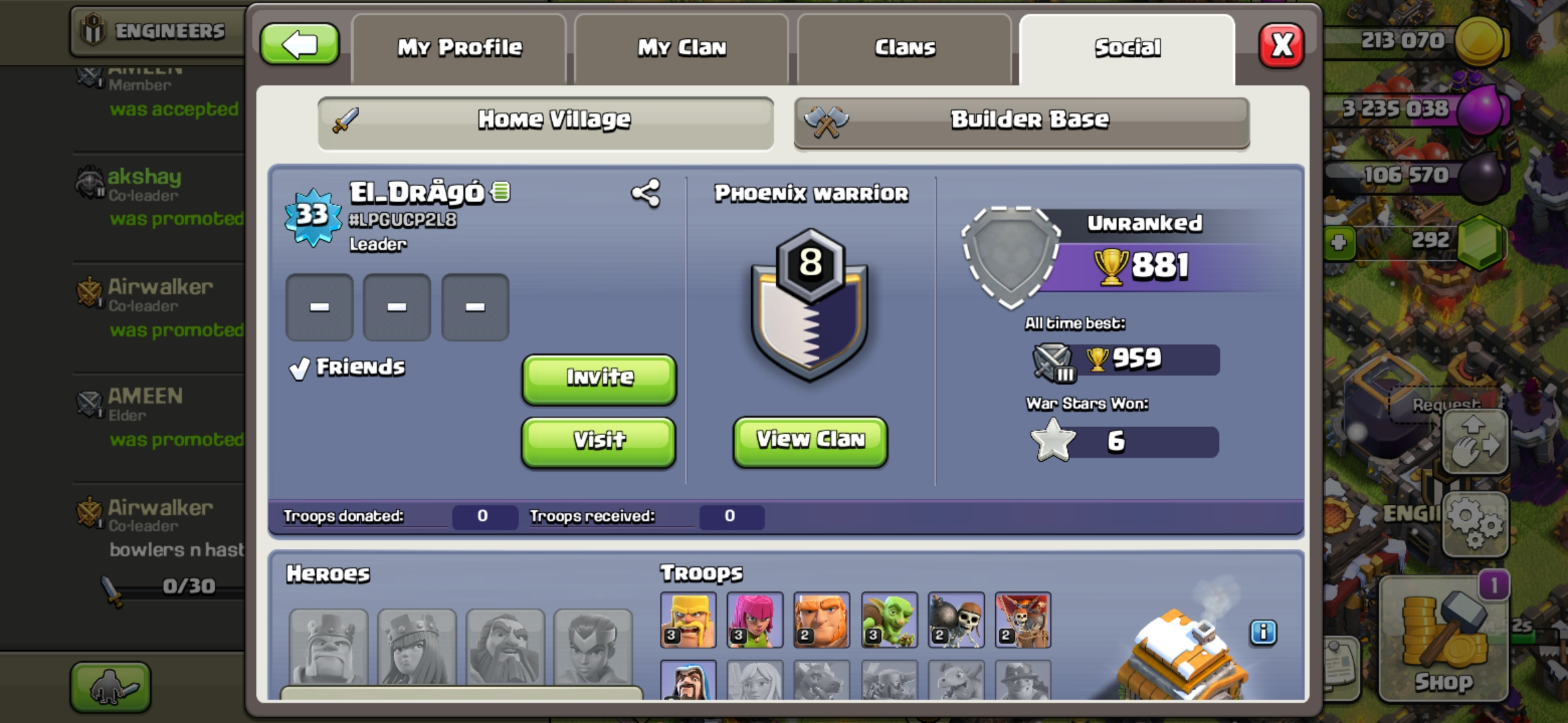 I Had Made An Account For Playing Coc Now I Don T Remember It S Name And Password Please Help Me Gmail Community