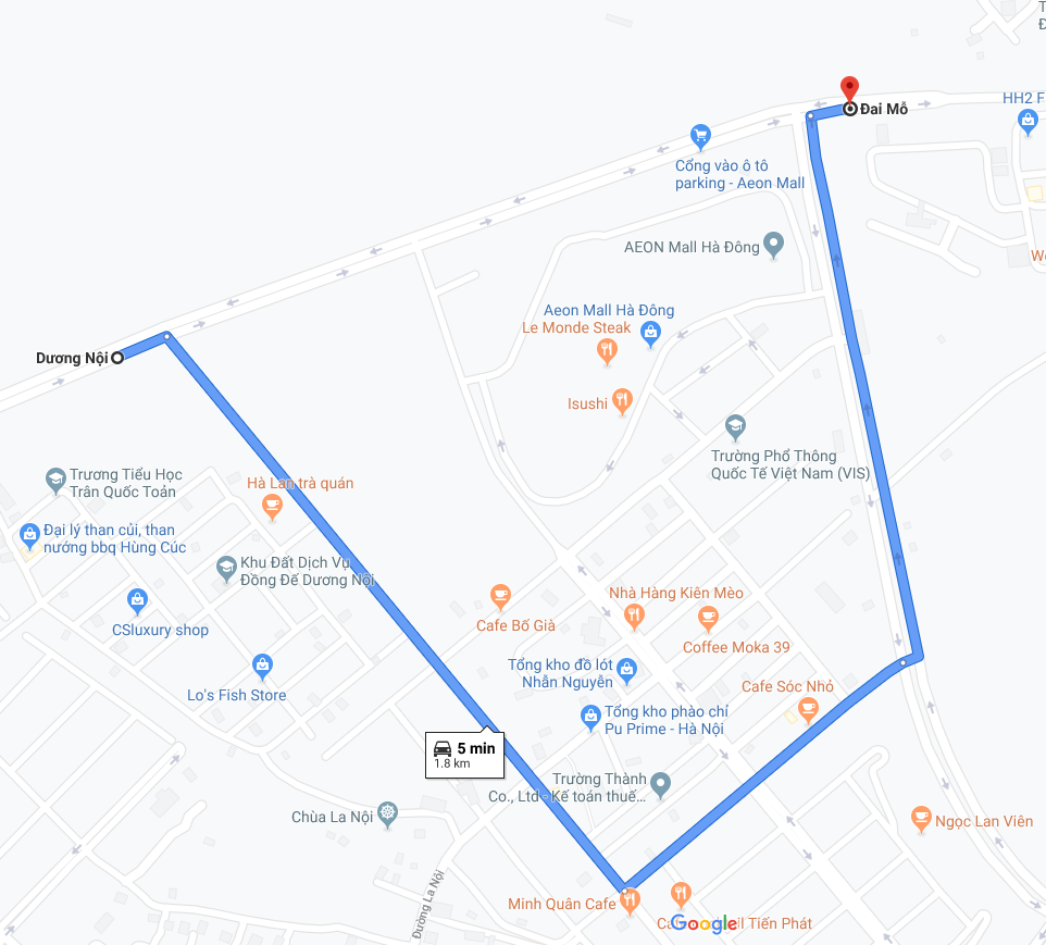 Gmaps gives much longer route than expected - Google Maps Help on